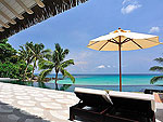 Pool Side : The Shore at Katathani, Kata Beach, Phuket