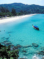 Beach : The Shore at Katathani, Kata Beach, Phuket
