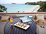 プーケット 2ベッドルームのホテル : ザ ショア アット カタタニ リゾート(The Shore at Katathani)のプールヴィラルームの設備 Terrace
