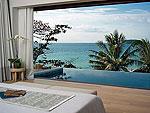 プーケット 2ベッドルームのホテル : ザ ショア アット カタタニ リゾート(The Shore at Katathani)のシービュープールヴィラルームの設備 Sea View