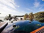 プーケット 2ベッドルームのホテル : ザ ショア アット カタタニ リゾート(The Shore at Katathani)のシービュープールヴィラルームの設備 Swimming Pool