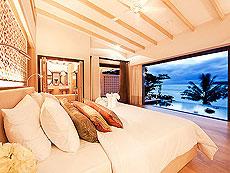 プーケット 2ベッドルームのホテル : ザ ショア アット カタタニ リゾート(1)のお部屋「シービュープールヴィラ」