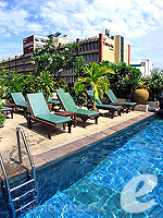 Swimming Pool : The Siam Heritage, Silom Sathorn, Phuket