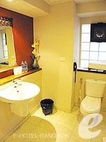 バンコク シーロム・サトーン周辺のホテル : ザ サイアム ヘリテージ(The Siam Heritage)のスーペリア ルームルームの設備 Bath Room