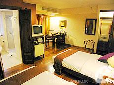 バンコク シーロム・サトーン周辺のホテル : ザ サイアム ヘリテージ(The Siam Heritage)のお部屋「スーペリア ルーム」
