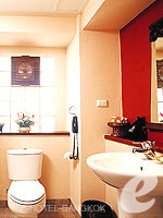 バンコク シーロム・サトーン周辺のホテル : ザ サイアム ヘリテージ(The Siam Heritage)のエグゼクティブ ルームルームの設備 Bath Room