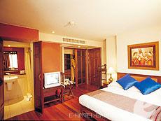 バンコク シーロム・サトーン周辺のホテル : ザ サイアム ヘリテージ(The Siam Heritage)のお部屋「エグゼクティブ ルーム」