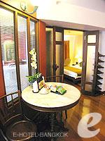 バンコク シーロム・サトーン周辺のホテル : ザ サイアム ヘリテージ(The Siam Heritage)のエグゼクティブ スイートルームの設備 Room View