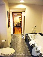 バンコク シーロム・サトーン周辺のホテル : ザ サイアム ヘリテージ(The Siam Heritage)のプレジデンシャル スイートルームの設備 Bath Room