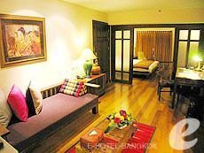 バンコク シーロム・サトーン周辺のホテル : ザ サイアム ヘリテージ(The Siam Heritage)のお部屋「プレジデンシャル スイート」