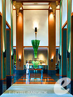 Lobby : The Sukhothai Bangkok, Couple & Honeymoon, Phuket