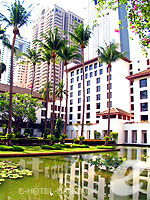 Garden Ponds : The Sukhothai Bangkok, USD 200 to 300, Phuket