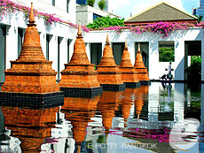 The Sukhothai Bangkok, Swiming Pool, Phuket
