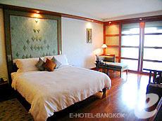 バンコク シーロム・サトーン周辺のホテル : ザ スコータイ バンコク(The Sukhothai Bangkok)のお部屋「デラックス スタジオ」