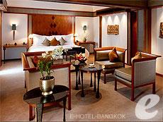 バンコク シーロム・サトーン周辺のホテル : ザ スコータイ バンコク(The Sukhothai Bangkok)のお部屋「エグジクティブ スイート」