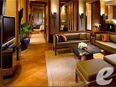 バンコク シーロム・サトーン周辺のホテル : ザ スコータイ バンコク(The Sukhothai Bangkok)のお部屋「スコータイ スイート」
