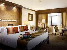 バンコク サイアム・プラトゥーナムのホテル : ザ スコーソン(The Sukosol)のお部屋「クラブ サイアム デラックス」