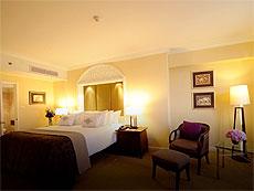 バンコク サイアム・プラトゥーナムのホテル : ザ スコーソン(The Sukosol)のお部屋「クラブ サイアム スイート」