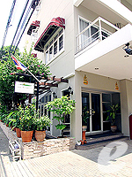 Exterior : The Sunrise Residence Saladaeng, Serviced Apartment, Phuket