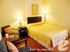 バンコク シーロム・サトーン周辺のホテル : ザ サンライズ レジデンス サラデーン(The Sunrise Residence Saladaeng)のお部屋「ダブルベット スタジオ」