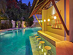Pool bar : The Sunset Beach Resort & Spa, with Spa, Phuket