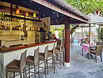 Pool bar : The Sunset Beach Resort & Spa, Beach Front, Phuket