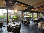 Restaurant : The Sunset Beach Resort & Spa, Beach Front, Phuket
