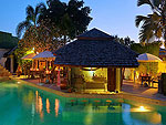 Swimming Pool : The Sunset Beach Resort & Spa, Beach Front, Phuket
