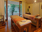 Spa : The Sunset Beach Resort & Spa, Beach Front, Phuket