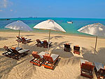 Beach : The Sunset Beach Resort & Spa, Beach Front, Phuket