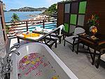 サムイ島 チョンモーンビーチのホテル : ザ トンサイ ベイ(The Tongsai Bay)のビーチ フロント スイートルームの設備 Terrace