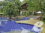 Swiming Pool : The Tubkaak Krabi Boutique Resort, Fitness Room, Phuket