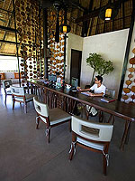 ReceptionThe Vijitt Resort Phuket