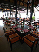 Restaurant : The Vijitt Resort Phuket, Ocean View Room, Phuket