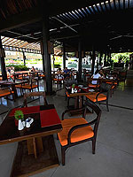 Restaurant : The Vijitt Resort Phuket, Private Beach, Phuket
