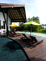 Swimming Pool #2 / The Vijitt Resort Phuket, ฟิตเนส