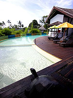 Swimming Pool #2 : The Vijitt Resort Phuket, Private Beach, Phuket