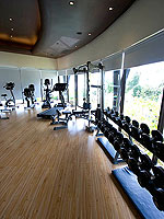 Fitness Jim : The Vijitt Resort Phuket, Pool Villa, Phuket