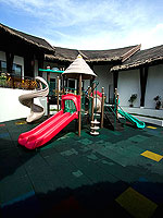 Kid's Area : The Vijitt Resort Phuket, Beach Front, Phuket