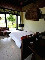 プーケット その他・離島のホテル : ザ ヴィジット リゾート プーケット(The Vijitt Resort Phuket)のデラックス ヴィラルームの設備 Room View