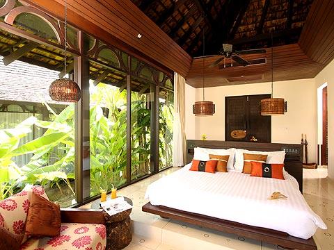 プーケット その他・離島のホテル : ザ ヴィジット リゾート プーケット(1)のお部屋「デラックス ヴィラ」