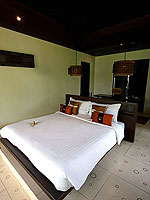 プーケット その他・離島のホテル : ザ ヴィジット リゾート プーケット(The Vijitt Resort Phuket)のデラックスシービューヴィラルームの設備 Room View