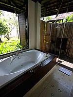 プーケット その他・離島のホテル : ザ ヴィジット リゾート プーケット(The Vijitt Resort Phuket)のデラックスシービューヴィラルームの設備 Balcony