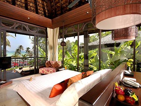 プーケット その他・離島のホテル : ザ ヴィジット リゾート プーケット(1)のお部屋「デラックスシービューヴィラ」
