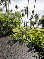 プーケット その他・離島のホテル : ザ ヴィジット リゾート プーケット(The Vijitt Resort Phuket)のデラックス ビーチフロント ヴィラルームの設備 Terrace