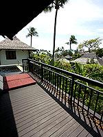 プーケット その他・離島のホテル : ザ ヴィジット リゾート プーケット(The Vijitt Resort Phuket)のプライム プールヴィラルームの設備 Balcony