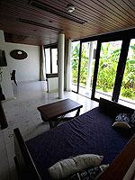 プーケット その他・離島のホテル : ザ ヴィジット リゾート プーケット(The Vijitt Resort Phuket)のプライム プールヴィラルームの設備 Living Room