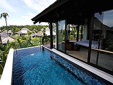 プーケット その他・離島のホテル : ザ ヴィジット リゾート プーケット(1)のお部屋「プライム プールヴィラ」