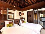 プーケット その他・離島のホテル : ザ ヴィジット リゾート プーケット(The Vijitt Resort Phuket)の2ベッドルームプールヴィラルームの設備 Room View