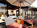 プーケット その他・離島のホテル : ザ ヴィジット リゾート プーケット(The Vijitt Resort Phuket)の2ベッドルームプールヴィラルームの設備 Terrace